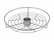 Полка круглая центральная стальная Тип-1